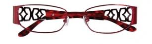 BCBGMaxazria Cristina Eyeglasses Eyeglasses - WIN Wine