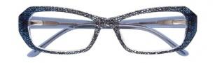 BCBGMaxazria Delanie Eyeglasses Eyeglasses - BLU Blue