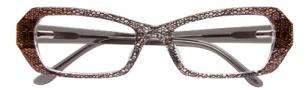 BCBGMaxazria Delanie Eyeglasses Eyeglasses - BRO Brown