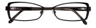 BCBGMaxazria Delfina Eyeglasses  Eyeglasses - BLA Black