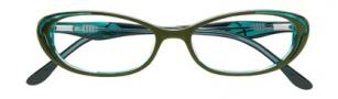 BCBGMaxazria Devyn Eyeglasses Eyeglasses - OLI Olive Laminate