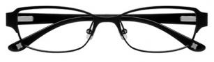 BCBGMaxazria Eden Eyeglasses Eyeglasses - BLA Black