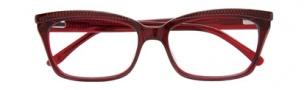 BCBGMaxazria Georgina Eyeglasses Eyeglasses - WIN Wine Laminate