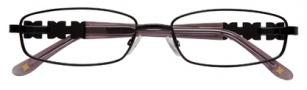 BCBGMaxazria Gianna Eyeglasses Eyeglasses - BLA Black