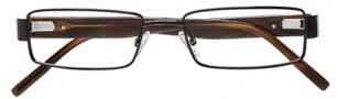BCBGMaxazria Gino Eyeglasses Eyeglasses - BLA Black