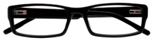 BCBGMaxazria Holden Eyeglasses Eyeglasses - BLA Black