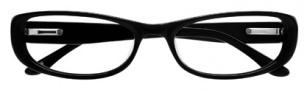 BCBGMaxazria Isabella Eyeglasses Eyeglasses - BLA Black