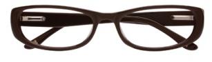 BCBGMaxazria Isabella Eyeglasses Eyeglasses - BRO Brown