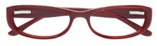 BCBGMaxazria Isabella Eyeglasses Eyeglasses - CHE Cherry