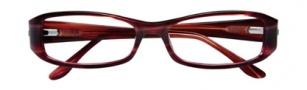 BCBGMaxazria Lucy Eyeglasses Eyeglasses - WIN Wine