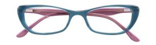 BCBGMaxazria Macie Eyeglasses Eyeglasses - DEN Denim Blue
