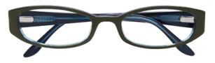 BCBGMaxazria Margo Eyeglasses Eyeglasses - OLI Olive Laminate