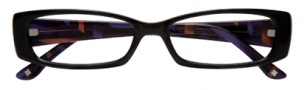 BCBGMaxazria Mia Eyeglasses Eyeglasses - BLA Black
