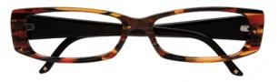BCBGMaxazria Mia Eyeglasses Eyeglasses - BRO Brown