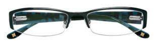 BCBGMaxazria Minerva Eyeglasses Eyeglasses - GRN Green