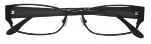 BCBGMaxazria Miranda Eyeglasses Eyeglasses - BLA Black