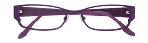 BCBGMaxazria Miranda Eyeglasses Eyeglasses - EGG Eggplant
