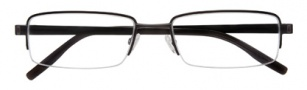 BCBGMaxazria Niccolo Eyeglasses Eyeglasses - BLA Black