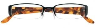 BCBGMaxazria Paloma Eyeglasses Eyeglasses - BLA Black