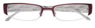BCBGMaxazria Paloma Eyeglasses Eyeglasses - MER Merlot