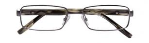 BCBGMaxazria Pierro Eyeglasses Eyeglasses - GUN Gunmetal