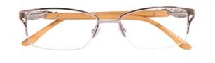 BCBGMaxazria Piper Eyeglasses Eyeglasses - SAN Sand