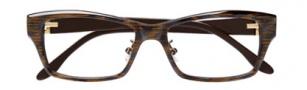 BCBGMaxazria Rhiannon Eyeglasses Eyeglasses - BLA Black Multi