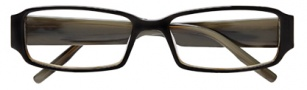 BCBGMaxazria Rocco Eyeglasses Eyeglasses - BLA Black Laminate