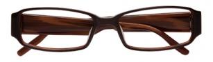 BCBGMaxazria Rocco Eyeglasses Eyeglasses - BRO Brown Laminate