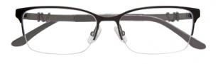 BCBGMaxazria Ryann Eyeglasses Eyeglasses - BLA Black