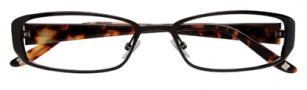 BCBGMaxazria Samanta Eyeglasses Eyeglasses - BLA Black