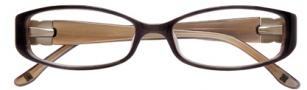 BCBGMaxazria Velia Eyeglasses Eyeglasses - EGG Egg Laminate