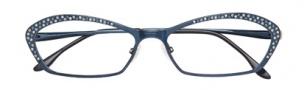 BCBGMaxazria Vivienne Eyeglasses Eyeglasses - BLU Blue