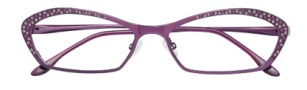 BCBGMaxazria Vivienne Eyeglasses Eyeglasses - PLU Plum