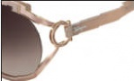 Salvatore Ferragamo SF600S Sunglasses Sunglasses - 662 Antique Pink