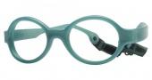 Miraflex Baby Lux 2 Eyeglasses Eyeglasses - VP - Green Pearl
