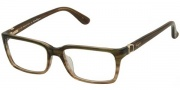 Salvatore Ferragamo SF2617 Eyeglasses  Eyeglasses - 316 Khaki Brown Demi