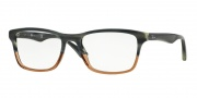 Ray Ban RX5279 Eyeglasses Eyeglasses - 5543 Blue Horn Gradient Brown