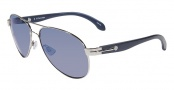 CK by Calvin Klein 1155S Sunglasses Sunglasses - 008 Silver