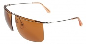 CK by Calvin Klein 2133S Sunglasses Sunglasses - 286 Orange