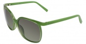 CK by Calvin Klein 3118S Sunglasses Sunglasses - 057 Green