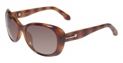 CK by Calvin Klein 3130S Sunglasses Sunglasses - 040 Blonde Havana