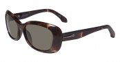 CK by Calvin Klein 3131S Sunglasses Sunglasses - 004 Havana