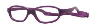 Miraflex Nicki 48 Eyeglasses Eyeglasses - P - Plum