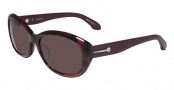 CK by Calvin Klein 4152S Sunglasses Sunglasses - 261 Havana Red