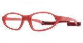Miraflex Nick 52 Eyeglasses Eyeglasses - IP Red Pearl