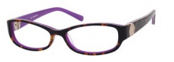 Juicy Couture Juicy 120 Eyeglasses Eyeglasses - 01F9 Tortoise Purple