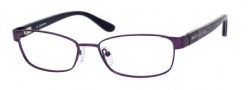 Juicy Couture Juicy 122/F Eyeglasses Eyeglasses - 0UU6 Dark Plum