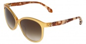 CK by Calvin Klein 4183S Sunglasses Sunglasses - 144 Amber Caramel