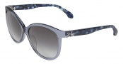 CK by Calvin Klein 4183S Sunglasses Sunglasses - 366 Blue / Blue Tortoise
